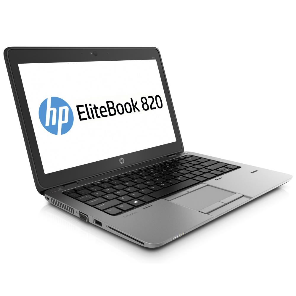 HP ELITEBOOK G2 820 i5, 12″ 8GB/180GB SSD *Käytetty*