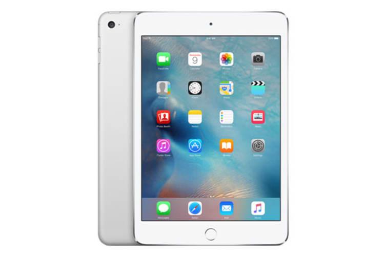 iPad Mini4, 128gb Wi-Fi, Late 2015 Hopea *Käytetty*