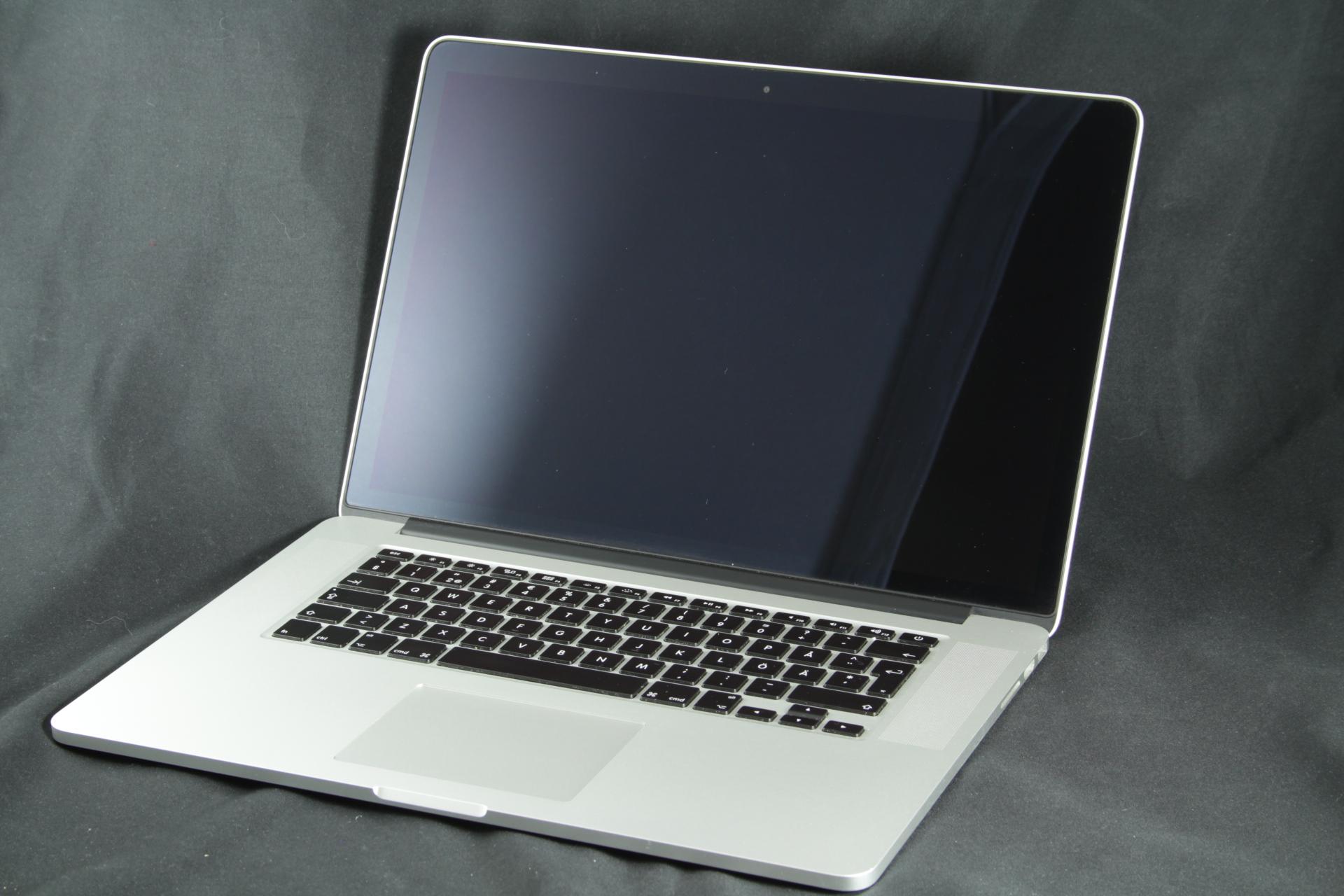 Macbook Käytetty