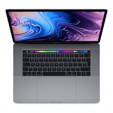 MacBook Pro15 harmaa